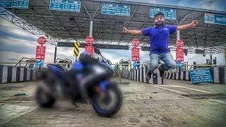 YZF Yamaha R3 V2 SK Edition 2019 | Vlog 80