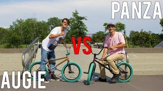 ANTHONY PANZA VS AUSTIN AUGIE GAME OF BIKE (2017)