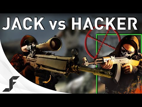 JACK vs HACKER! - Challenge Accepted