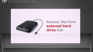 Tenorshare Data Recovery Pro-How to recover data from hard drive, memory card