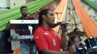 Faith Harvest Worship Team from CMFI Nausori during their Uk tour 2009
