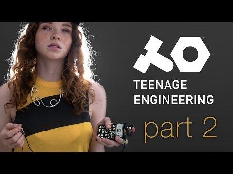Teenage Engineering Part 2 - Pocket Operator Story