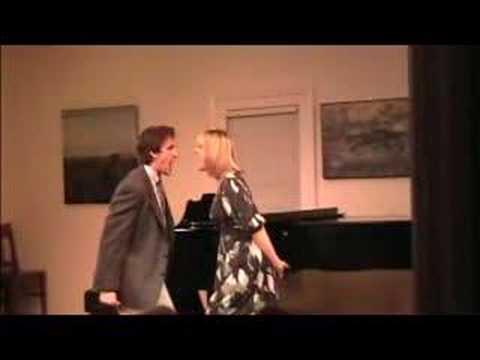 Garen McRoberts + Ruth Pferdehirt sing Anything You Can Do
