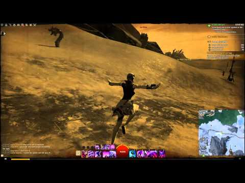 Gw2 April Fools 2015 - Airplane Mode And Special Death Music video