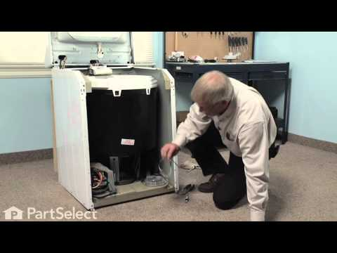 Washer Repair- Replacing the Suspension Spring (Whirlpool Part # 21001598)