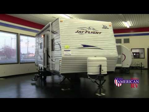 2010 Jayco Jay Flight 24FBS - American RV Center, Evansville, IN (HD)