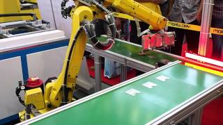 Automatic robot arm