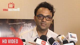 download lagu Dhwanil Mehta At The Final Exit Press Conference  gratis