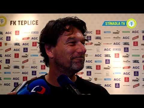 Rozhovory k zahájení přípravy FK Teplice (14.6.2018)