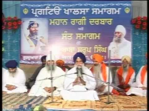 Sant Baba Saroop Singh Ji (chandigarh Smagam 2) - Part 1 video