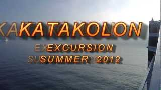 Katakolon excursion Greece MSC Cruise 2012 Crociera Grecia