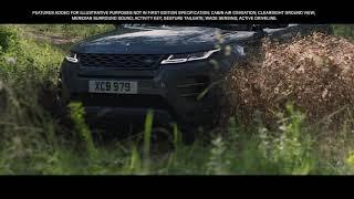 New Range Rover Evoque – Capability