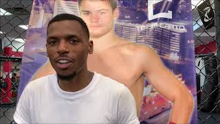 Nahir Albright talks about his August 3rd bout at The Showboat in Atlantic City