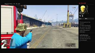 Grand Theft Auto Online PS4 random events