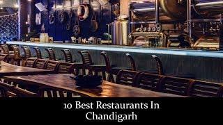 10 Best Restaurants In Chandigarh