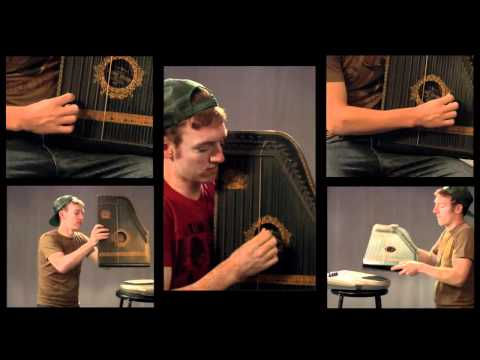 Only Girl (In the World)... on ZITHER?!?!