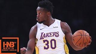 Los Angeles Lakers vs Sacramento Kings Full Game Highlights / April 1 / 2017-18 NBA Season