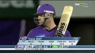 Biggest Six in Cricket history - 3 in a row out of park !!!  My Personal best !!! Must watch