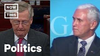How Trump's Latest Threats Reveal Republicans' Hypocrisy | NowThis