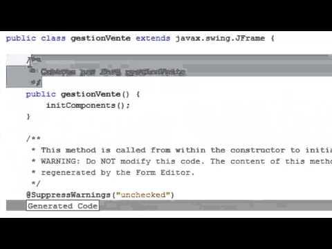 Java Mini Projet Gestion de Ventes de Matériels Informatiques