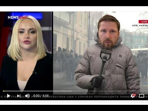 News One  уволили  журналистку за критику Порошенко