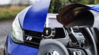 Let The Modifications Begin! *VW Golf R*