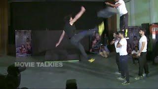 Tiger shroff stunt shocked salman khan