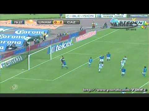 Pumas UNAM vs Cruz Azul 0-3 [2/08/09] Apertura 2009