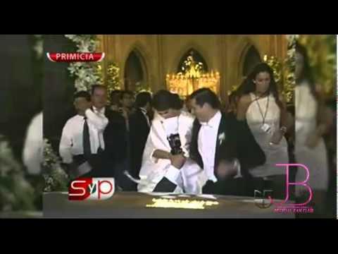 La boda religiosa de Jacky Bracamontes @jackybrv y Martin Fuentes //SYP