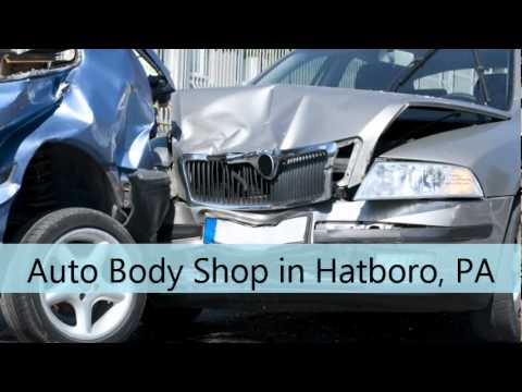 Auto Body Shop Hatboro PA DSA Collision Center Inc.