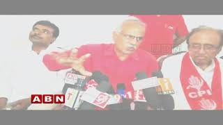 CPI Party Political strategies For 2019 Elections | Nalgonda District  | Inside