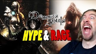 DEMON'S SOULS: Hype & Rage Compilation