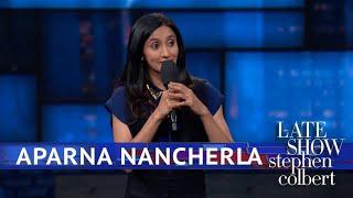 Aparna Nancherla Found Instagram's 'Mute' Button