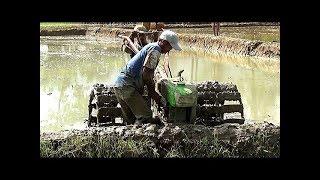 Traktor Quick G1000 Hand Crank Starting