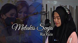 Download lagu MELUKIS SENJA - BUDI DOREMI COVER BY RIA RICIS