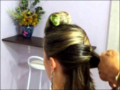 Lau Cabeleireiro - Penteados - Vídeo 03