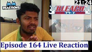 GRIMMJOW VS ULQUIORRA VS ICHIGO INCOMING !! - Bleach Anime Episode 164 Live Reaction