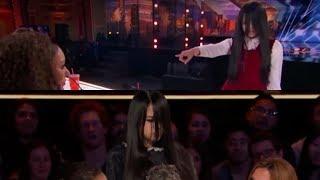 Download Lagu The Sacred Riana's both performances so far on America's Got Talent Season 13 (as of July 31, 2018) Gratis STAFABAND