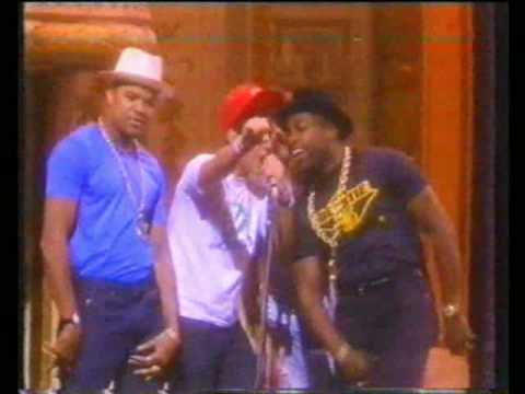 Beastie Boys & Jam Master Jay - Barry Sobel Intro, Apollo 1987