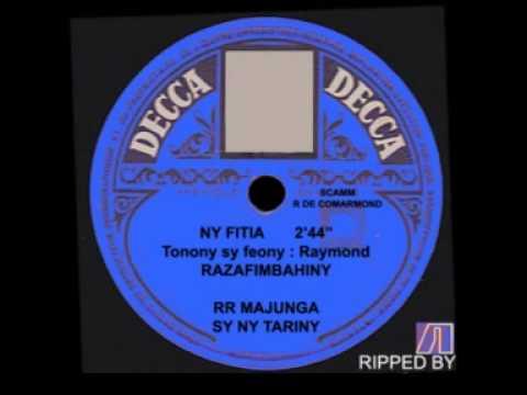 RR Majunga sy ny tariny - Ny fitia (Raymond Razafimbahiny)