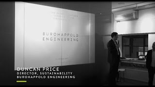 BuroHappold Winning in the Workplace event - Presentation by Duncan Price