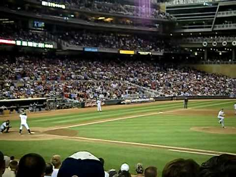 Jim Thome: Target Field's First Walk-Off Homerun Video