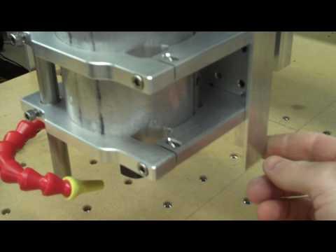 Homemade DIY CNC Mill Upgrade Part 13 - Neo7CNC.com