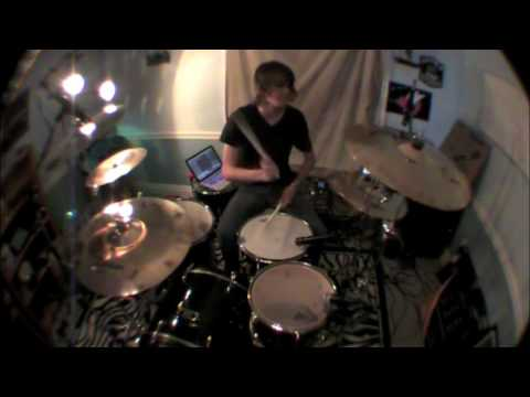 If you can't live without me why aren't you dead yet? Mayday Parade: Drum Cover