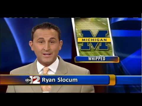 Ryan Slocum Sports Anchor Sept 2012