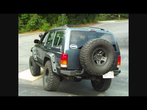 2001 Jeep Cherokee 3 Inch Lift. My Jeep Cherokee XJ Updates