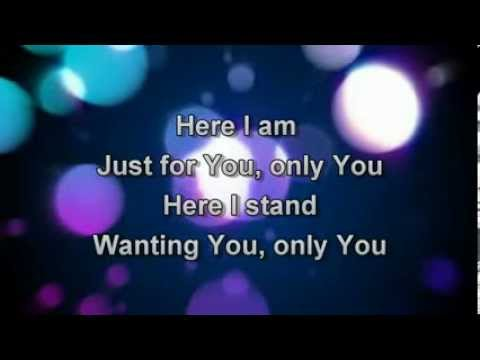 ▶ Kari Jobe- One Desire (lyrics)