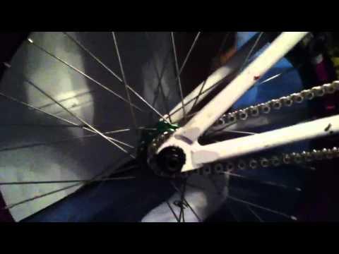 Josh Caton Bike Check!