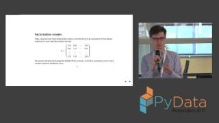 Maciej Kula | Neural Networks for Recommender Systems