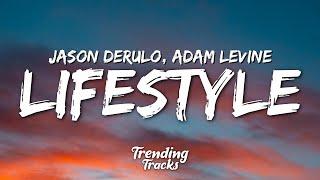Jason Derulo - Lifestyle feat. Adam Levine Clean -